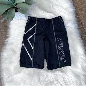2XU Women's Compression Shorts Black Size S